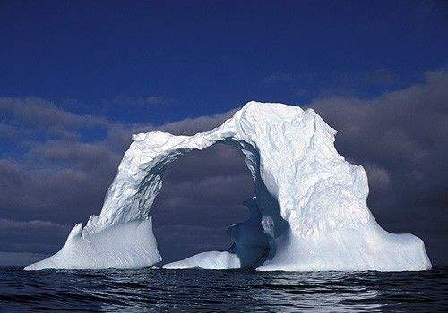 """30年升温10℃ """"新北极""""正在形成"""
